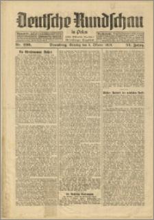 Deutsche Rundschau in Polen. J. 53, 1929, nr 230