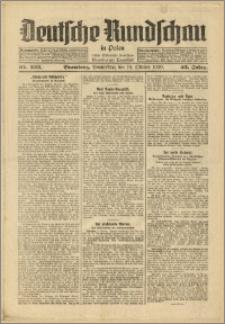 Deutsche Rundschau in Polen. J. 53, 1929, nr 233