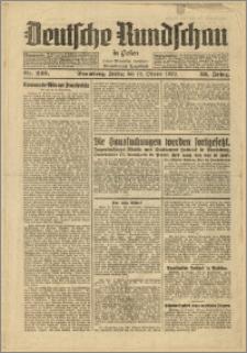 Deutsche Rundschau in Polen. J. 53, 1929, nr 240