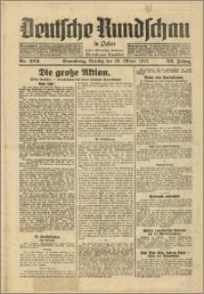 Deutsche Rundschau in Polen. J. 53, 1929, nr 242