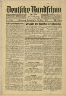 Deutsche Rundschau in Polen. J. 53, 1929, nr 245