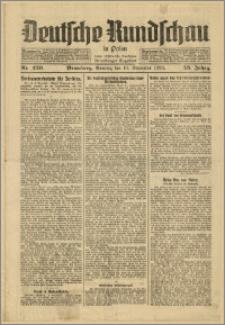 Deutsche Rundschau in Polen. J. 53, 1929, nr 259