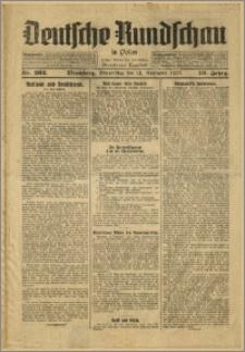 Deutsche Rundschau in Polen. J. 53, 1929, nr 262