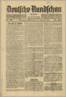 Deutsche Rundschau in Polen. J. 53, 1929, nr 268