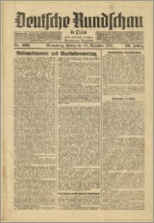 Deutsche Rundschau in Polen. J. 53, 1929, nr 269