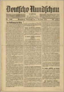 Deutsche Rundschau in Polen. J. 53, 1929, nr 280