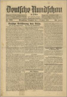 Deutsche Rundschau in Polen. J. 53, 1929, nr 282