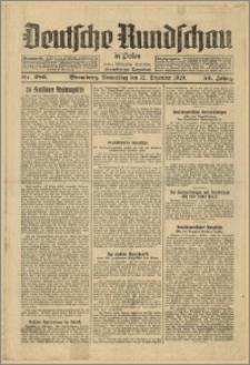 Deutsche Rundschau in Polen. J. 53, 1929, nr 286
