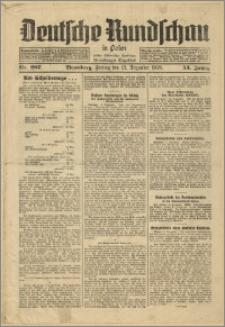 Deutsche Rundschau in Polen. J. 53, 1929, nr 287
