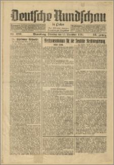 Deutsche Rundschau in Polen. J. 53, 1929, nr 290