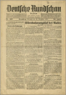 Deutsche Rundschau in Polen. J. 53, 1929, nr 297