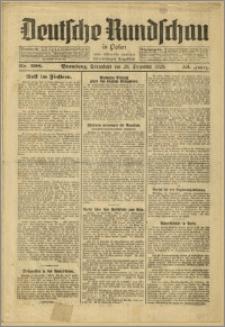 Deutsche Rundschau in Polen. J. 53, 1929, nr 298