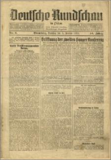 Deutsche Rundschau in Polen. J. 54, 1930, nr 4