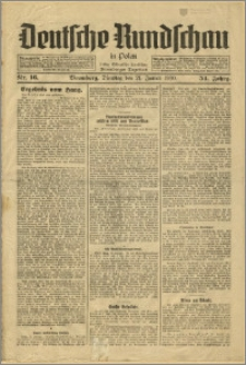 Deutsche Rundschau in Polen. J. 54, 1930, nr 16
