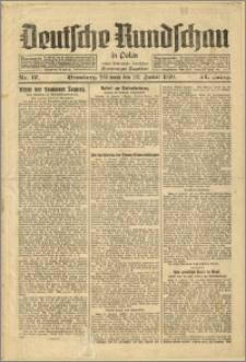 Deutsche Rundschau in Polen. J. 54, 1930, nr 17