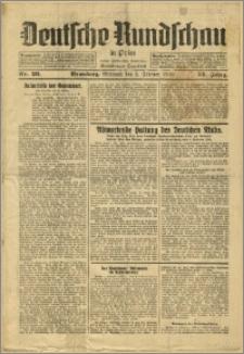 Deutsche Rundschau in Polen. J. 54, 1930, nr 29