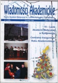 Wiadomości Akademickie 1999 nr 2