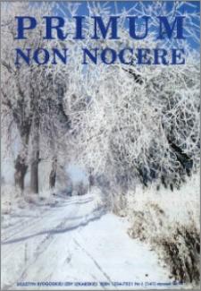 Primum Non Nocere 2003 nr 1