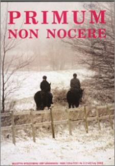 Primum Non Nocere 2003 nr 2