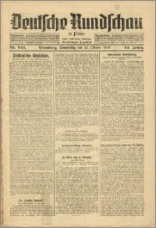 Deutsche Rundschau in Polen. J. 54, 1930, nr 245