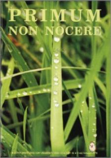 Primum Non Nocere 2003 nr 4