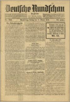 Deutsche Rundschau in Polen. J. 54, 1930, nr 252