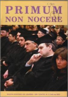 Primum Non Nocere 2003 nr 5
