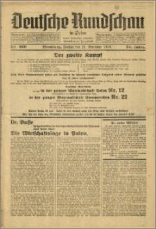 Deutsche Rundschau in Polen. J. 54, 1930, nr 269