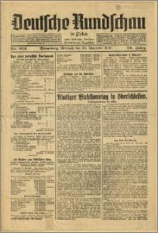 Deutsche Rundschau in Polen. J. 54, 1930, nr 273