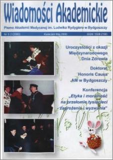 Wiadomości Akademickie 2000 nr 3