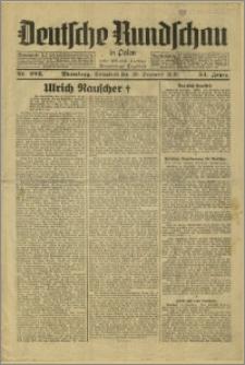 Deutsche Rundschau in Polen. J. 54, 1930, nr 293