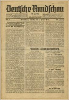 Deutsche Rundschau in Polen. J. 55, 1931, nr 4