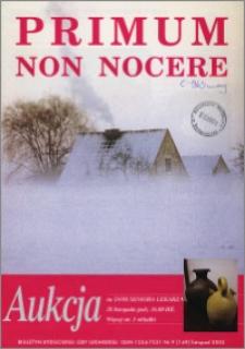 Primum Non Nocere 2003 nr 9