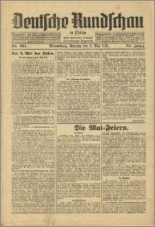 Deutsche Rundschau in Polen. J. 55, 1931, nr 101