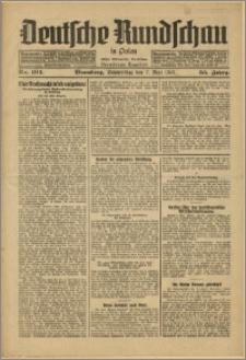 Deutsche Rundschau in Polen. J. 55, 1931, nr 104