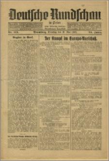 Deutsche Rundschau in Polen. J. 55, 1931, nr 113