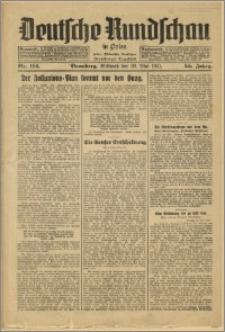 Deutsche Rundschau in Polen. J. 55, 1931, nr 114