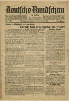 Deutsche Rundschau in Polen. J. 55, 1931, nr 141