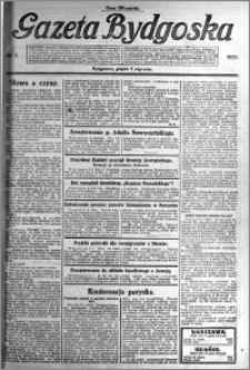 Gazeta Bydgoska 1923.01.05 R.2 nr 3