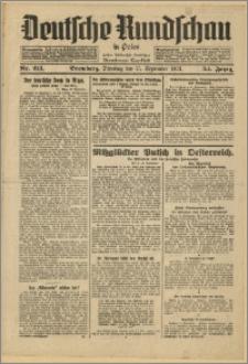Deutsche Rundschau in Polen. J. 55, 1931, nr 211