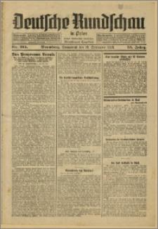 Deutsche Rundschau in Polen. J. 55, 1931, nr 215