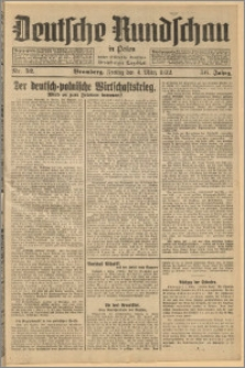 Deutsche Rundschau in Polen. J. 56, 1932, nr 52