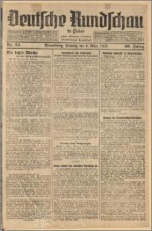 Deutsche Rundschau in Polen. J. 56, 1932, nr 54
