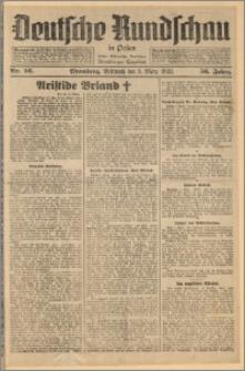 Deutsche Rundschau in Polen. J. 56, 1932, nr 56