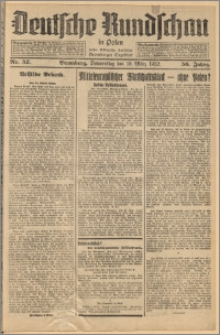 Deutsche Rundschau in Polen. J. 56, 1932, nr 57
