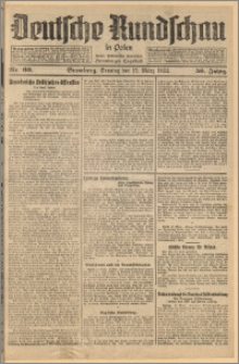 Deutsche Rundschau in Polen. J. 56, 1932, nr 60