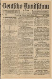 Deutsche Rundschau in Polen. J. 56, 1932, nr 62