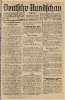 Deutsche Rundschau in Polen. J. 56, 1932, nr 63