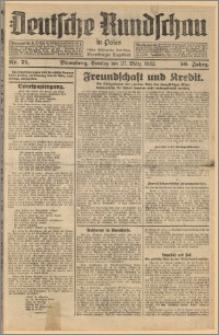 Deutsche Rundschau in Polen. J. 56, 1932, nr 71