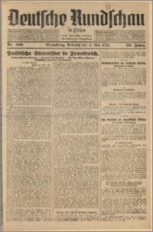 Deutsche Rundschau in Polen. J. 56, 1932, nr 106